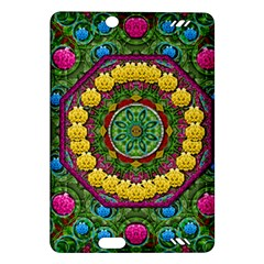Bohemian Chic In Fantasy Style Amazon Kindle Fire Hd (2013) Hardshell Case by pepitasart
