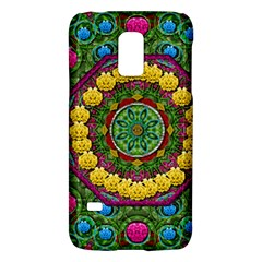 Bohemian Chic In Fantasy Style Galaxy S5 Mini by pepitasart