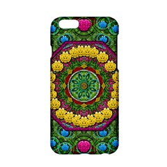 Bohemian Chic In Fantasy Style Apple Iphone 6/6s Hardshell Case by pepitasart