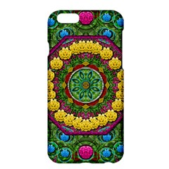 Bohemian Chic In Fantasy Style Apple Iphone 6 Plus/6s Plus Hardshell Case by pepitasart