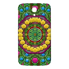 Bohemian Chic In Fantasy Style Samsung Galaxy Mega I9200 Hardshell Back Case by pepitasart
