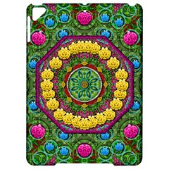 Bohemian Chic In Fantasy Style Apple Ipad Pro 9 7   Hardshell Case by pepitasart