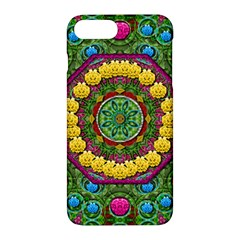 Bohemian Chic In Fantasy Style Apple Iphone 7 Plus Hardshell Case by pepitasart