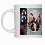 Festive Holiday Mug - White Mug