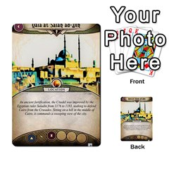 Arkham Lcg: Sphinx & Sands By Mattarkham   Multi Purpose Cards (rectangle)   T1ygc1coeuzh   Www Artscow Com Back 53