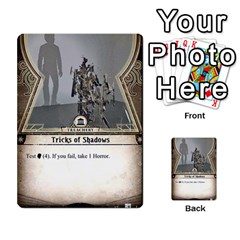 Arkham Lcg: Sphinx & Sands By Mattarkham   Multi Purpose Cards (rectangle)   T1ygc1coeuzh   Www Artscow Com Front 2