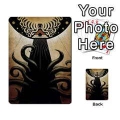 Arkham Lcg: Sphinx & Sands By Mattarkham   Multi Purpose Cards (rectangle)   T1ygc1coeuzh   Www Artscow Com Back 2