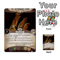 Arkham Lcg: Sphinx & Sands By Mattarkham   Multi Purpose Cards (rectangle)   T1ygc1coeuzh   Www Artscow Com Front 20