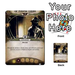 Arkham Lcg: Sphinx & Sands By Mattarkham   Multi Purpose Cards (rectangle)   T1ygc1coeuzh   Www Artscow Com Back 21