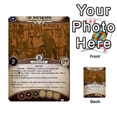 Arkham Lcg: Sphinx & Sands By Mattarkham   Multi Purpose Cards (rectangle)   T1ygc1coeuzh   Www Artscow Com Front 22