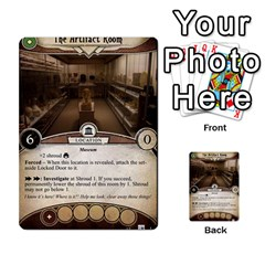 Arkham Lcg: Sphinx & Sands By Mattarkham   Multi Purpose Cards (rectangle)   T1ygc1coeuzh   Www Artscow Com Front 23