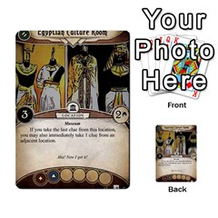 Arkham Lcg: Sphinx & Sands By Mattarkham   Multi Purpose Cards (rectangle)   T1ygc1coeuzh   Www Artscow Com Front 27
