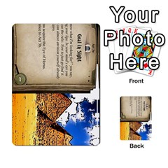 Arkham Lcg: Sphinx & Sands By Mattarkham   Multi Purpose Cards (rectangle)   T1ygc1coeuzh   Www Artscow Com Front 30