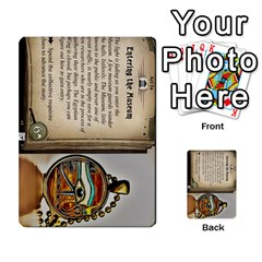 Arkham Lcg: Sphinx & Sands By Mattarkham   Multi Purpose Cards (rectangle)   T1ygc1coeuzh   Www Artscow Com Front 32
