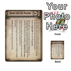 Arkham Lcg: Sphinx & Sands By Mattarkham   Multi Purpose Cards (rectangle)   T1ygc1coeuzh   Www Artscow Com Back 32