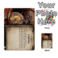 Arkham Lcg: Sphinx & Sands By Mattarkham   Multi Purpose Cards (rectangle)   T1ygc1coeuzh   Www Artscow Com Front 33