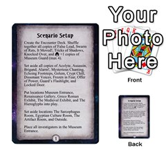 Arkham Lcg: Sphinx & Sands By Mattarkham   Multi Purpose Cards (rectangle)   T1ygc1coeuzh   Www Artscow Com Front 35