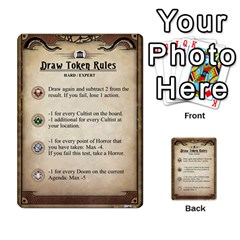 Arkham Lcg: Sphinx & Sands By Mattarkham   Multi Purpose Cards (rectangle)   T1ygc1coeuzh   Www Artscow Com Back 36
