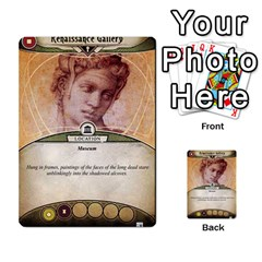 Arkham Lcg: Sphinx & Sands By Mattarkham   Multi Purpose Cards (rectangle)   T1ygc1coeuzh   Www Artscow Com Back 37
