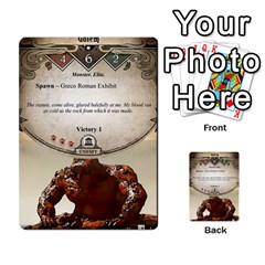 Arkham Lcg: Sphinx & Sands By Mattarkham   Multi Purpose Cards (rectangle)   T1ygc1coeuzh   Www Artscow Com Front 5