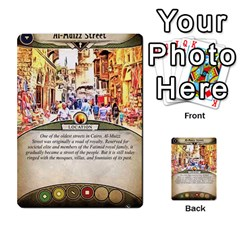 Arkham Lcg: Sphinx & Sands By Mattarkham   Multi Purpose Cards (rectangle)   T1ygc1coeuzh   Www Artscow Com Front 42