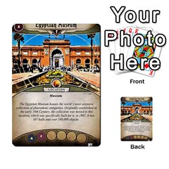 Arkham Lcg: Sphinx & Sands By Mattarkham   Multi Purpose Cards (rectangle)   T1ygc1coeuzh   Www Artscow Com Front 43
