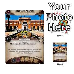 Arkham Lcg: Sphinx & Sands By Mattarkham   Multi Purpose Cards (rectangle)   T1ygc1coeuzh   Www Artscow Com Back 43