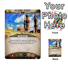 Arkham Lcg: Sphinx & Sands By Mattarkham   Multi Purpose Cards (rectangle)   T1ygc1coeuzh   Www Artscow Com Front 44