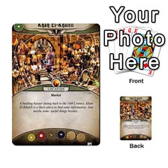 Arkham Lcg: Sphinx & Sands By Mattarkham   Multi Purpose Cards (rectangle)   T1ygc1coeuzh   Www Artscow Com Front 47