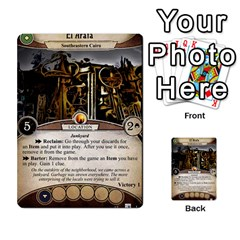 Arkham Lcg: Sphinx & Sands By Mattarkham   Multi Purpose Cards (rectangle)   T1ygc1coeuzh   Www Artscow Com Back 48