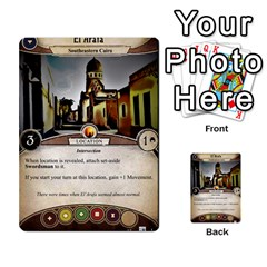 Arkham Lcg: Sphinx & Sands By Mattarkham   Multi Purpose Cards (rectangle)   T1ygc1coeuzh   Www Artscow Com Back 49