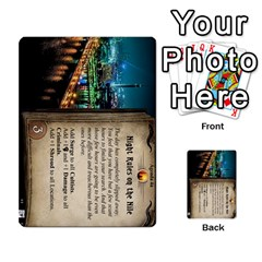 Arkham Lcg: Sphinx And Sands By Mattarkham   Multi Purpose Cards (rectangle)   3uk2e69nfcdj   Www Artscow Com Front 51