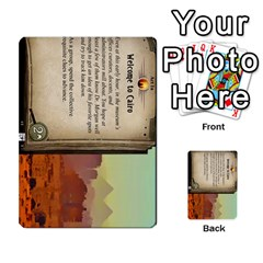 Arkham Lcg: Sphinx And Sands By Mattarkham   Multi Purpose Cards (rectangle)   3uk2e69nfcdj   Www Artscow Com Front 53