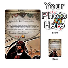 Arkham Lcg: Sphinx And Sands By Mattarkham   Multi Purpose Cards (rectangle)   3uk2e69nfcdj   Www Artscow Com Front 14