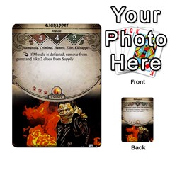 Arkham Lcg: Sphinx And Sands By Mattarkham   Multi Purpose Cards (rectangle)   3uk2e69nfcdj   Www Artscow Com Front 17