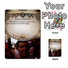 Arkham Lcg: Sphinx And Sands By Mattarkham   Multi Purpose Cards (rectangle)   3uk2e69nfcdj   Www Artscow Com Front 18