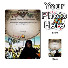 Arkham Lcg: Sphinx And Sands By Mattarkham   Multi Purpose Cards (rectangle)   3uk2e69nfcdj   Www Artscow Com Front 27