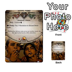 Arkham Lcg: Sphinx And Sands By Mattarkham   Multi Purpose Cards (rectangle)   3uk2e69nfcdj   Www Artscow Com Front 29