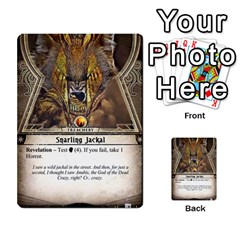 Arkham Lcg: Sphinx And Sands By Mattarkham   Multi Purpose Cards (rectangle)   3uk2e69nfcdj   Www Artscow Com Front 30