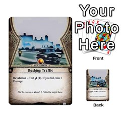 Arkham Lcg: Sphinx And Sands By Mattarkham   Multi Purpose Cards (rectangle)   3uk2e69nfcdj   Www Artscow Com Front 34