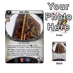 Arkham Lcg: Sphinx And Sands By Mattarkham   Multi Purpose Cards (rectangle)   3uk2e69nfcdj   Www Artscow Com Front 40