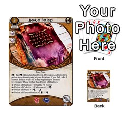 Arkham Lcg: Sphinx And Sands By Mattarkham   Multi Purpose Cards (rectangle)   3uk2e69nfcdj   Www Artscow Com Front 43