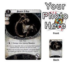 Arkham Lcg: Sphinx And Sands By Mattarkham   Multi Purpose Cards (rectangle)   3uk2e69nfcdj   Www Artscow Com Front 44
