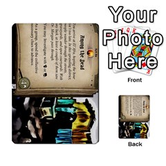 Arkham Lcg: Sphinx And Sands By Mattarkham   Multi Purpose Cards (rectangle)   3uk2e69nfcdj   Www Artscow Com Front 46