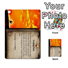 Arkham Lcg: Sphinx And Sands By Mattarkham   Multi Purpose Cards (rectangle)   3uk2e69nfcdj   Www Artscow Com Front 48