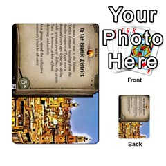 Arkham Lcg: Sphinx And Sands By Mattarkham   Multi Purpose Cards (rectangle)   3uk2e69nfcdj   Www Artscow Com Front 49