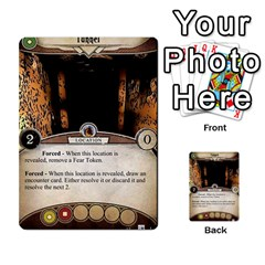 Arkham Lcg: Sphinx & Sands By Mattarkham   Multi Purpose Cards (rectangle)   H76d2y926uyu   Www Artscow Com Front 6