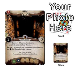 Arkham Lcg: Sphinx & Sands By Mattarkham   Multi Purpose Cards (rectangle)   H76d2y926uyu   Www Artscow Com Front 7