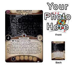Arkham Lcg: Sphinx & Sands By Mattarkham   Multi Purpose Cards (rectangle)   H76d2y926uyu   Www Artscow Com Front 11