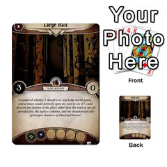 Arkham Lcg: Sphinx & Sands By Mattarkham   Multi Purpose Cards (rectangle)   H76d2y926uyu   Www Artscow Com Front 16